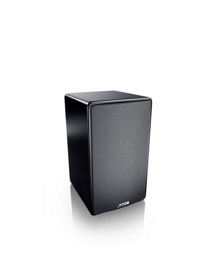 Canton Aktiv-Lautsprecher »AM 5« in schwarz