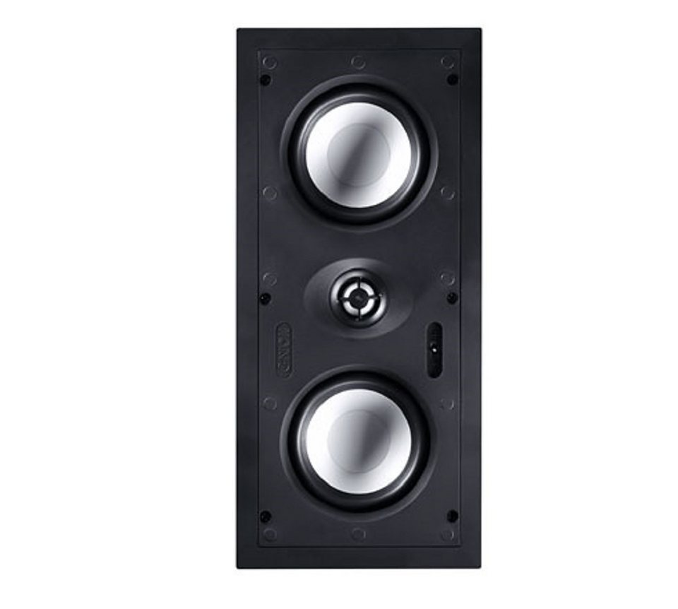 Canton Einbaulautsprecher »InWall 945 LCR« in schwarz
