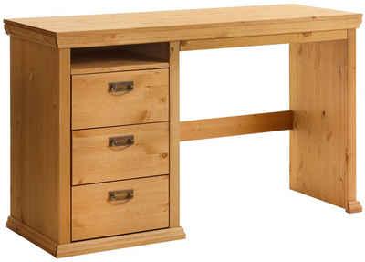 Schreibtisch 120 Cm Online Kaufen Otto