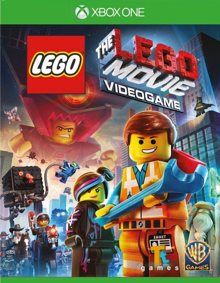 Warner Games XBOX One - Spiel »LEGO The Movie Videogame«