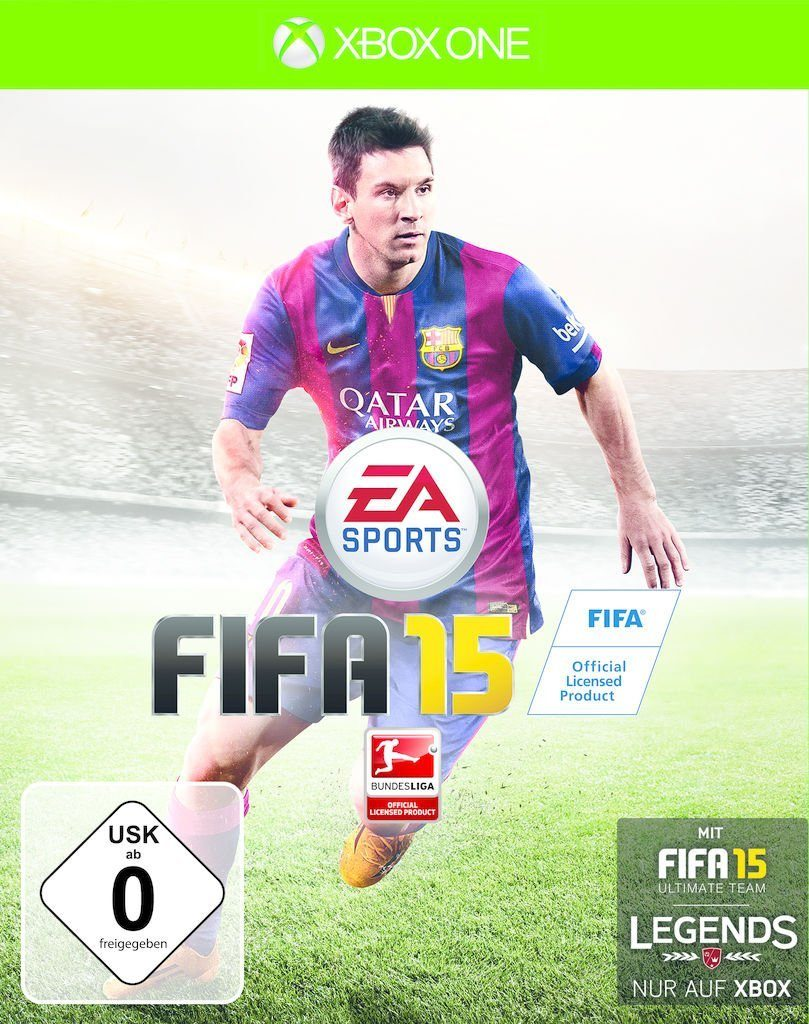 Electronic Arts XBOX One - Spiel »Fifa 15«