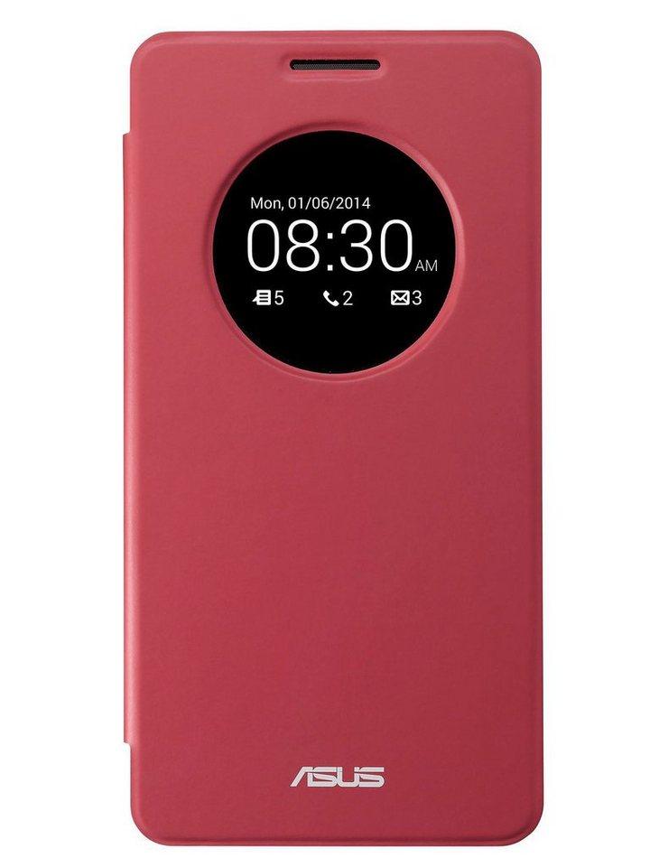 ASUS Smartphone Schutzhülle »Flip Cover rot Zenfone 6 (90XB00RA-BSL0Q0)« in rot