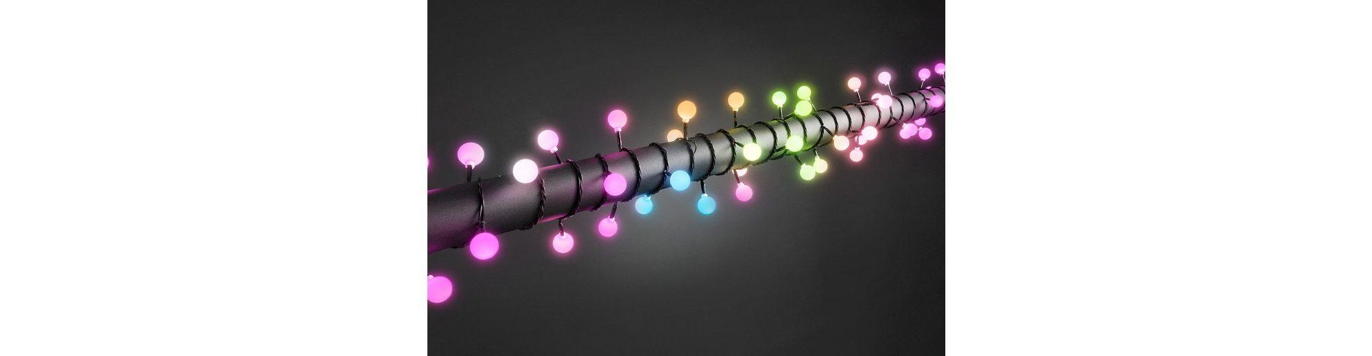 LED-Globelichterkette, Konstsmide