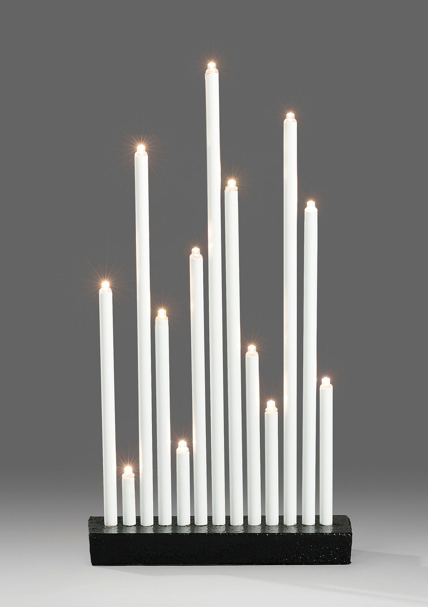 LED Metallleuchter, Konstsmide