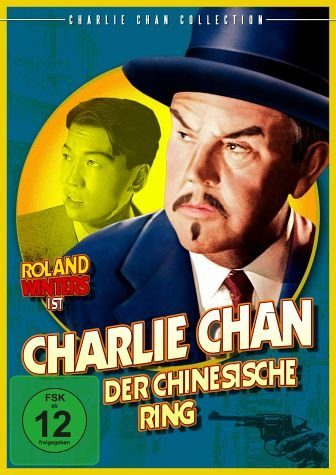 DVD »Charlie Chan - Der chinesische Ring«