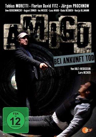 DVD »Amigo - Tod bei Ankunft«