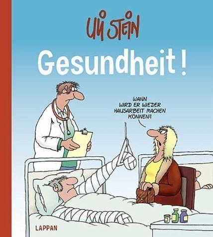 Gebundenes Buch »Gesundheit!«