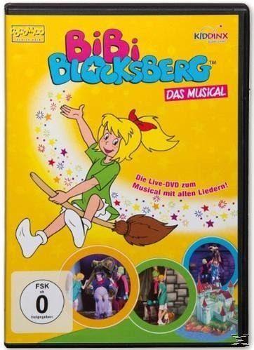 DVD »Bibi Blocksberg - Das Musical«