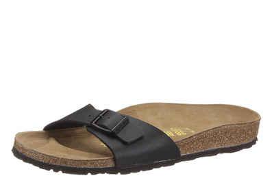 57a7ed164f9d57 Birkenstock »MADRID« Pantolette in schmaler Schuhweite