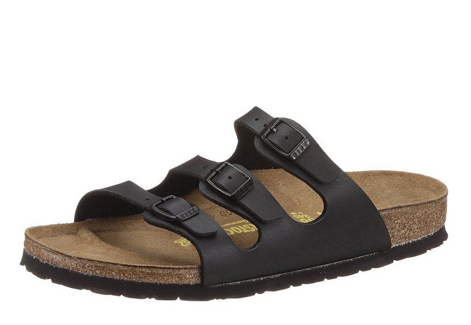 big sale 1d456 44ca6 Birkenstock »FLORIDA« Pantolette in Schuhweite: schmal online kaufen | OTTO