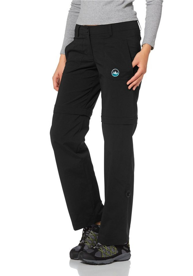 finest selection a77d1 05096 Polarino Trekkinghose abzippbare Hosenbeine kaufen | OTTO