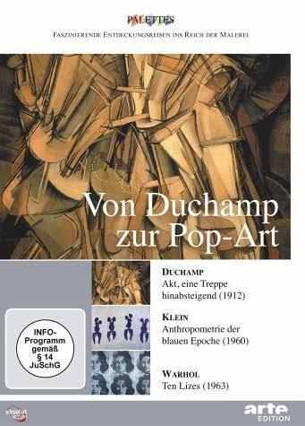 DVD »Von Duchamp zur Pop Art: Duchamp / Klein /...«