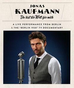 Blu-ray »Jonas Kaufmann - Du bist die Welt für mich«