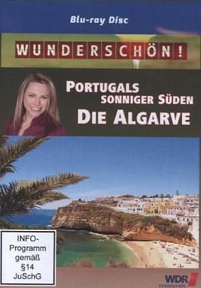 Blu-ray »Portugal - Die Algarve - Wunderschön!, 1 Blu-ray«