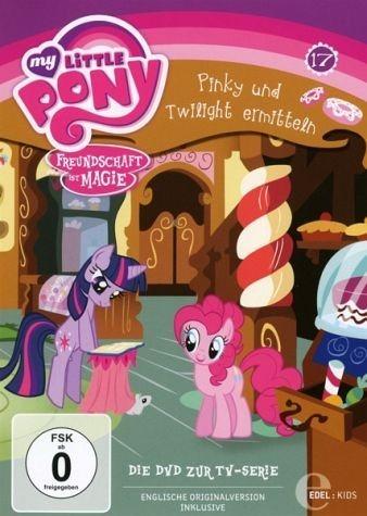 DVD »My Little Pony - Freundschaft ist Magie, Folge 17«