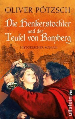 Broschiertes Buch »Die Henkerstochter und der Teufel von Bamberg...«
