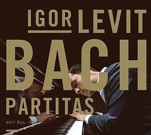 Audio CD »Johann Sebastian Bach: Partitas I-Vi Bwv 825-830«
