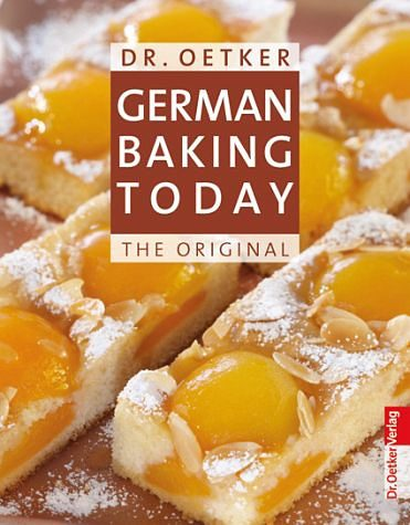 Gebundenes Buch »German Baking Today«