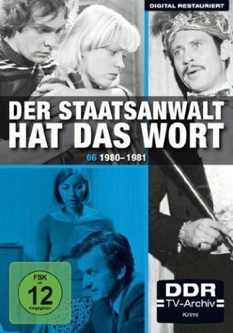 DVD »Der Staatsanwalt hat das Wort 07 - 1981 - 1983...«