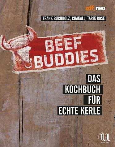Gebundenes Buch »Beef Buddies«