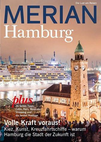 Broschiertes Buch »MERIAN Hamburg«