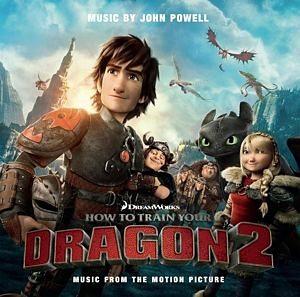 Audio CD »John Powell: Drachenzähmen Leicht Gemacht 2/Ost«