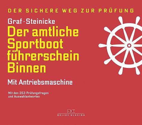 Gebundenes Buch »Der amtliche Sportbootführerschein Binnen -...«