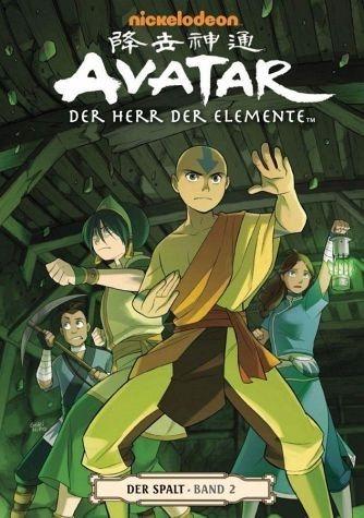 Broschiertes Buch »Der Spalt 2 / Avatar - Der Herr der Elemente Bd.9«
