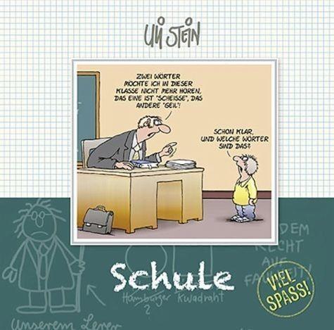 Gebundenes Buch »Schule - Viel Spaß!«