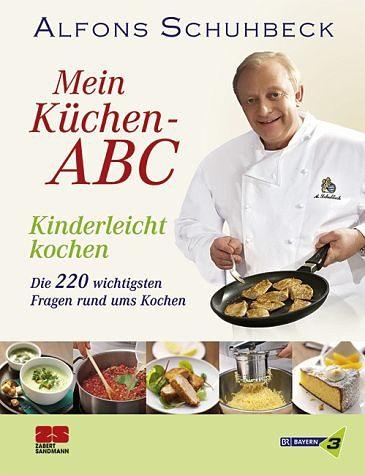 Gebundenes Buch »Mein Küchen-ABC«