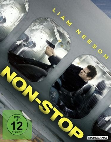Blu-ray »Non-Stop (Limited Steel Edition)«