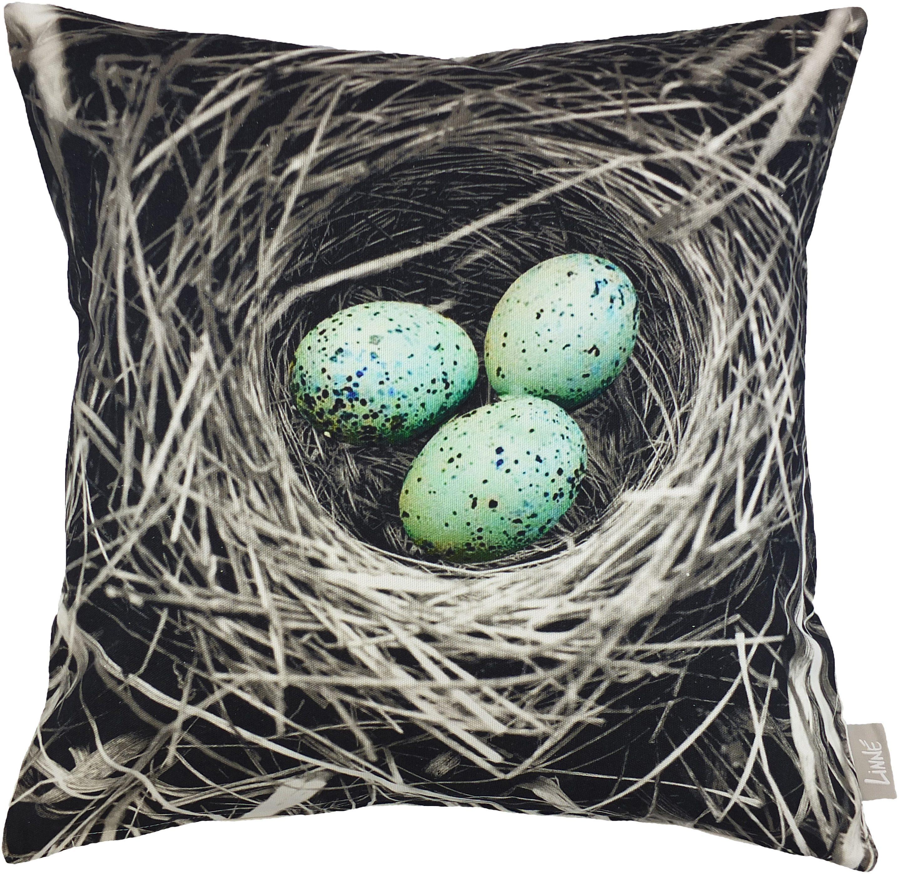 Kissenhüllen, Linne, »Nest« (1 Stck.)