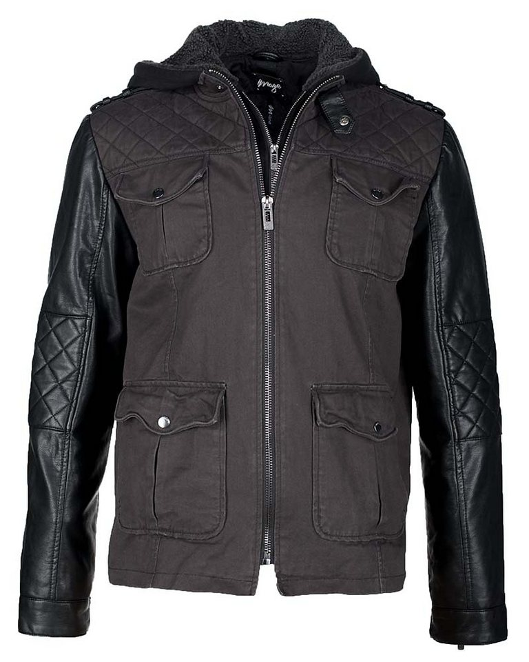 MAZE Jacke, Herren »Grove PU« in black