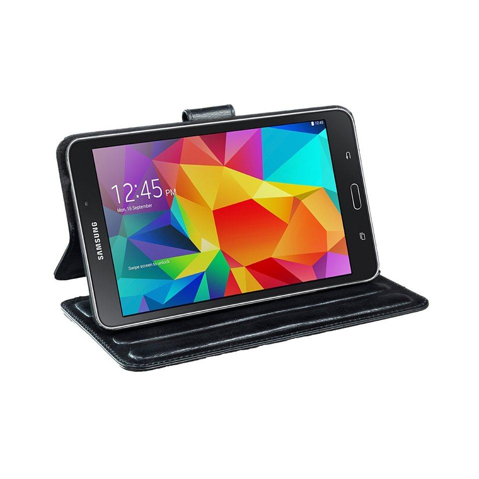 dbramante1928 LederCase »Copenhagen Folio Samsung Galaxy Tab 4 7.0 Black« in schwarz