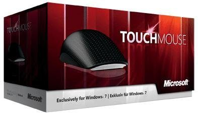 Microsoft PC - Zubehör »Touch Mouse«
