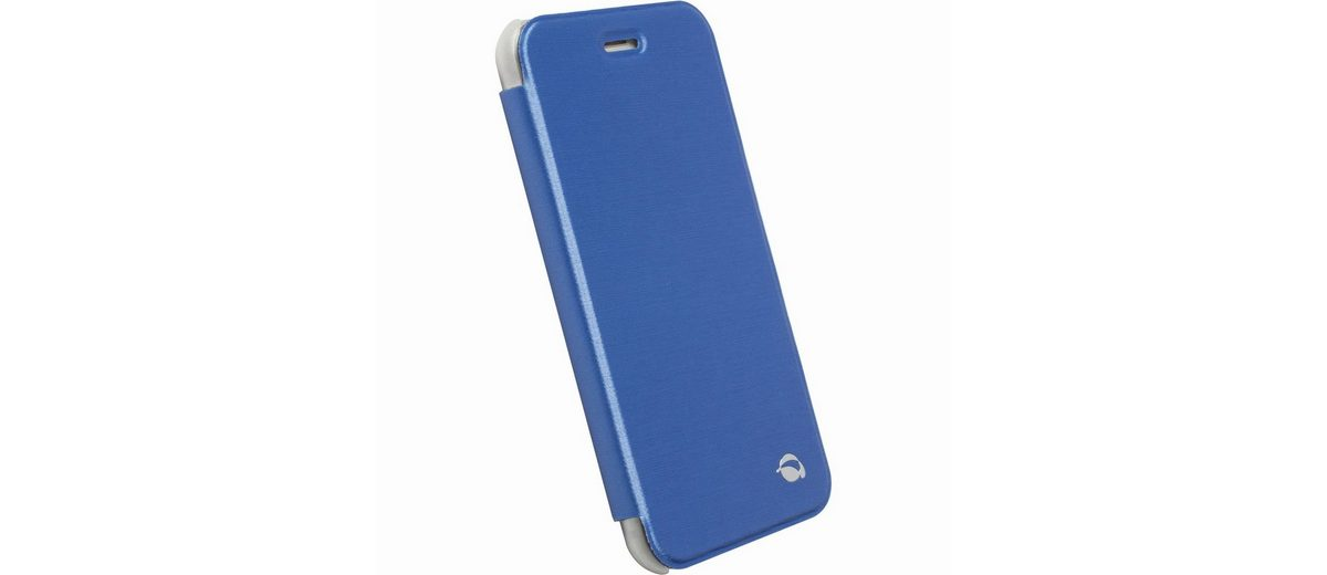 Krusell Handytasche »BookCover Boden für Apple iPhone 6/ 6S, Blau«