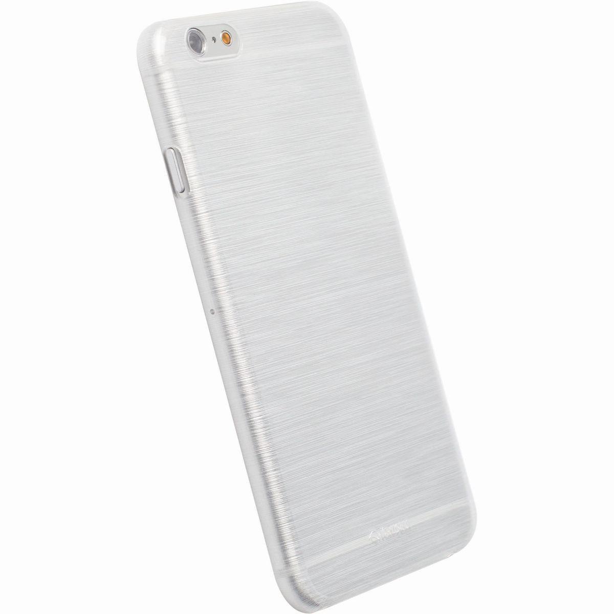 Krusell Handytasche »FrostCover für Apple iPhone 6, Weiß/Clear«