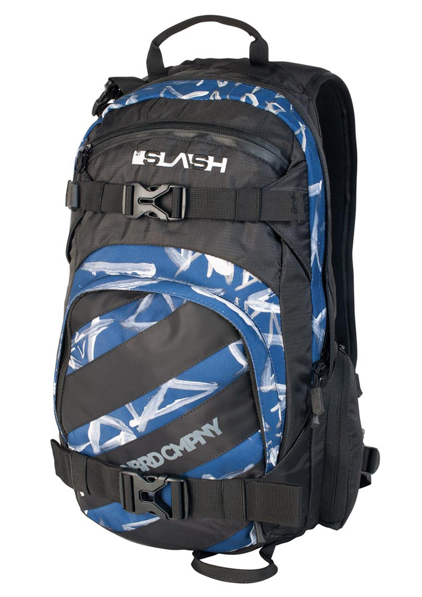 Nitro Rucksack, »Slash 21 - Smear Midnight«