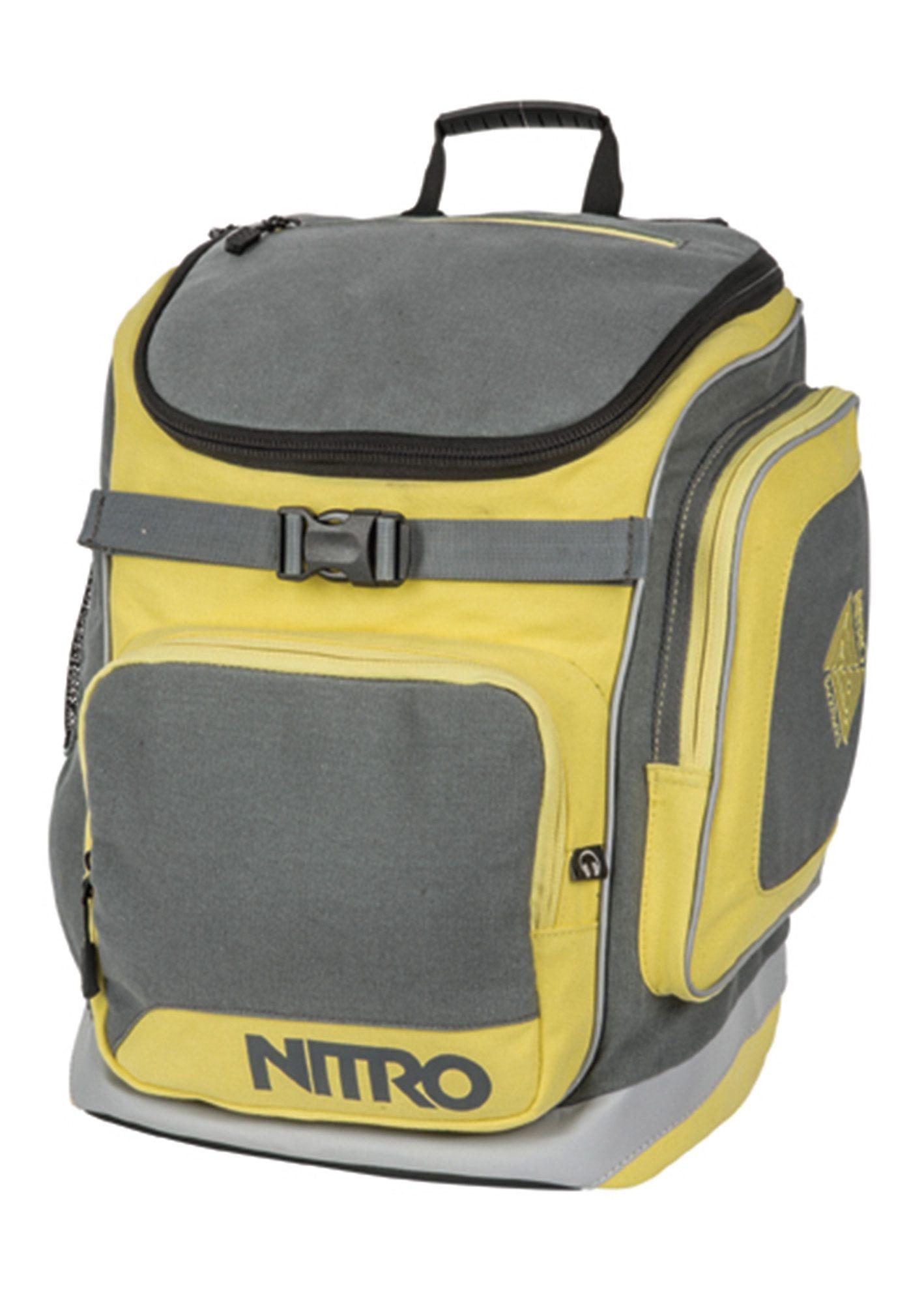 Nitro Schulrucksack, »Bandit - Gunmetal«