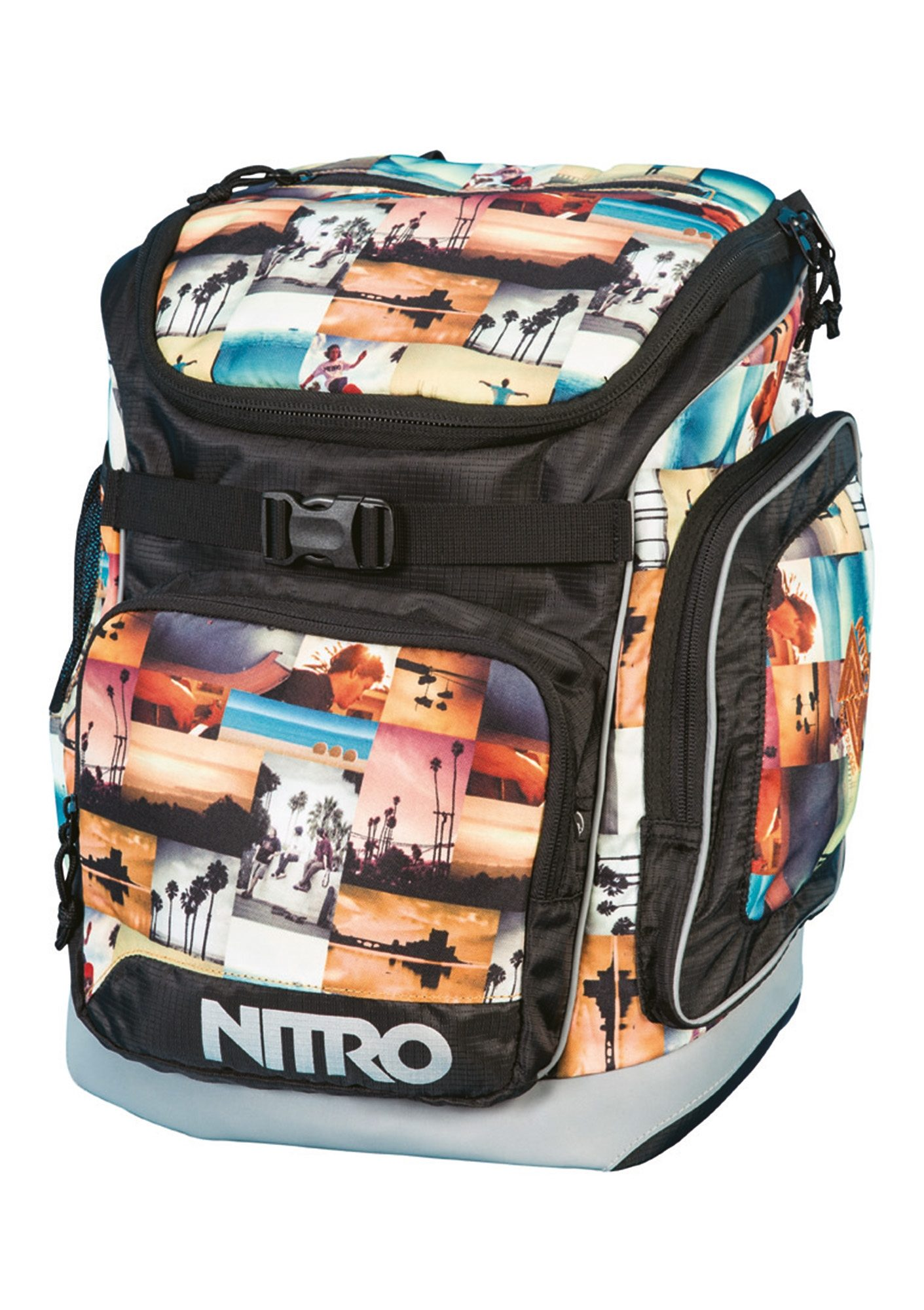 Nitro Schulrucksack, »Bandit - California«