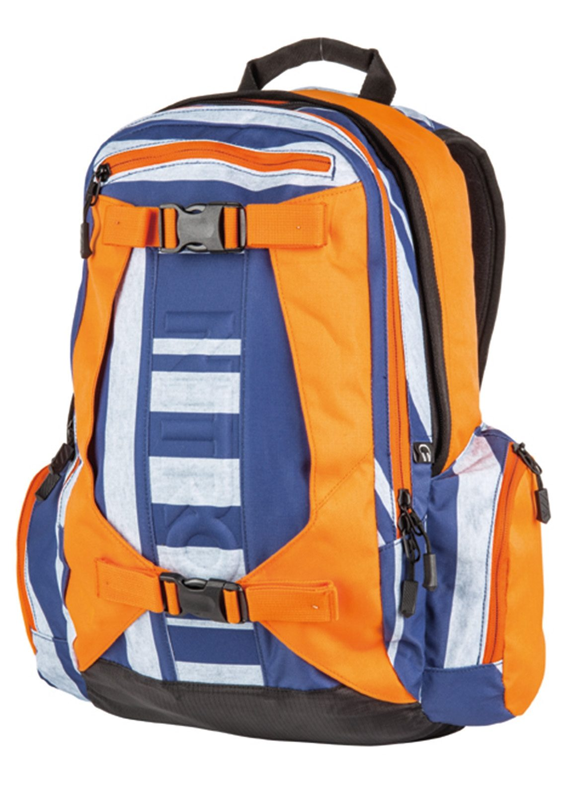 Nitro Schulrucksack, »Zoom - Heather Stripe«