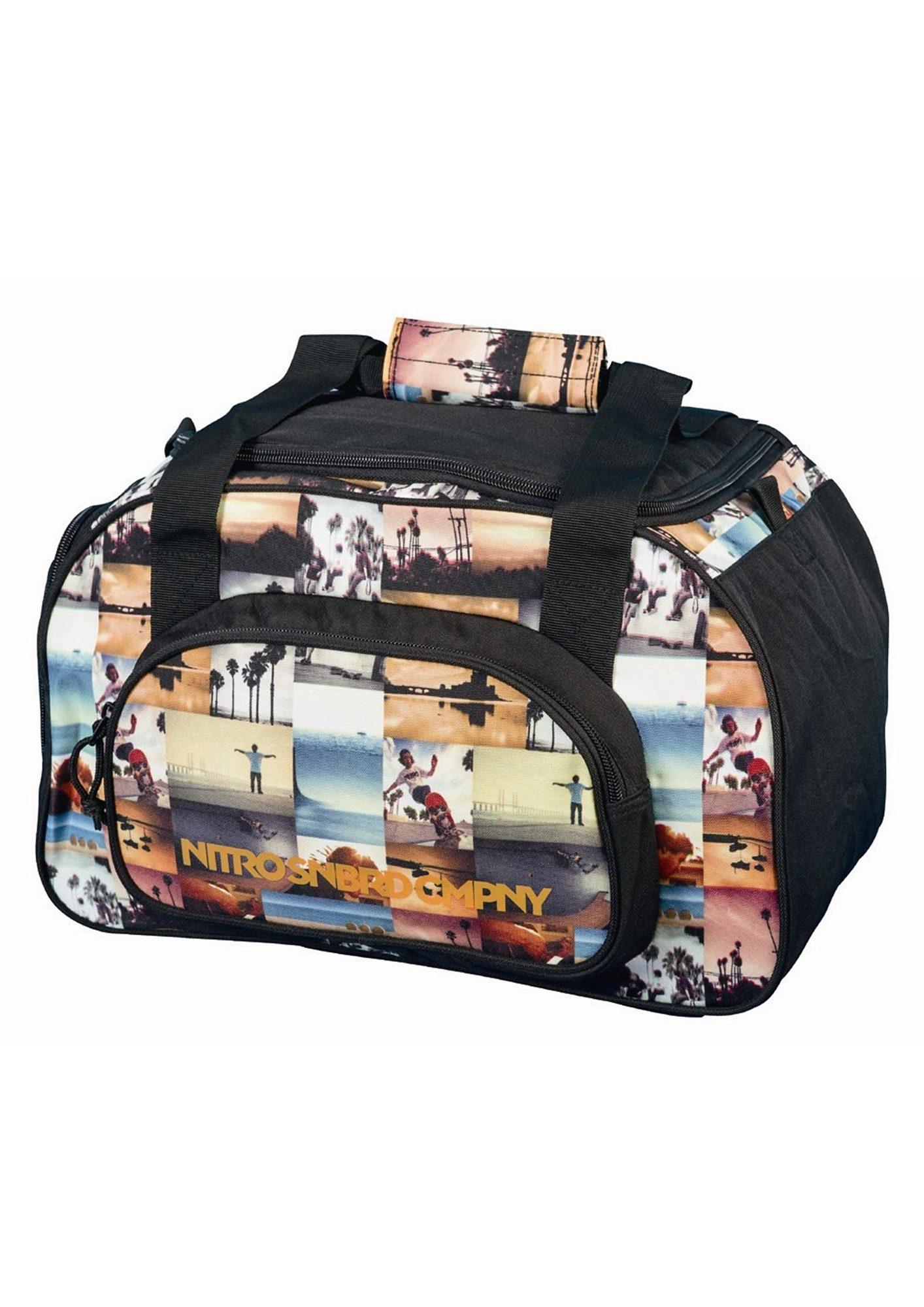 Nitro Reisetasche, »Duffle Bag XS - California«