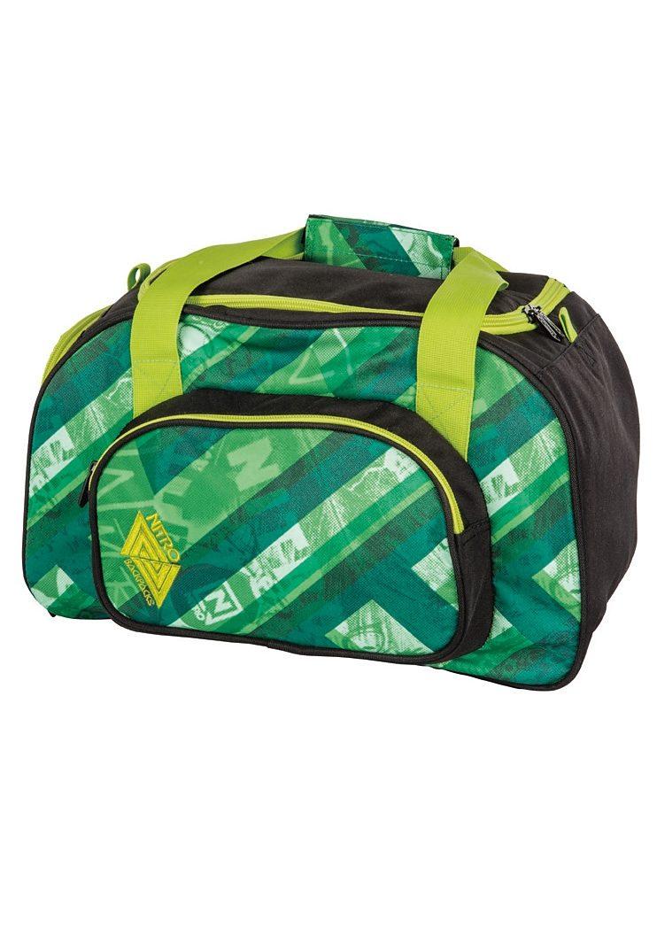 Nitro Reisetasche, »Duffle Bag XS - Wicked Green«