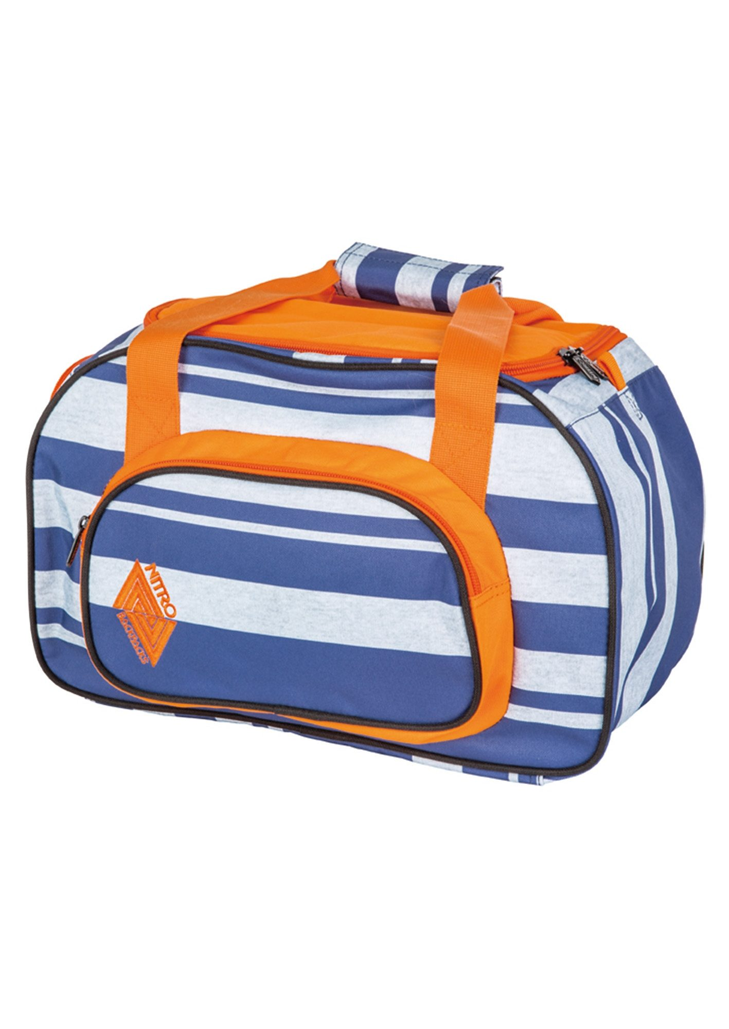 Nitro Reisetasche, »Duffle Bag XS - Heather Stripe«