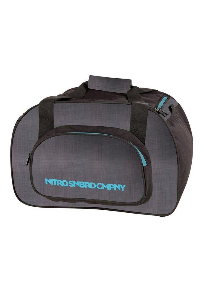Nitro Reisetasche, »Duffle Bag XS - Blur«