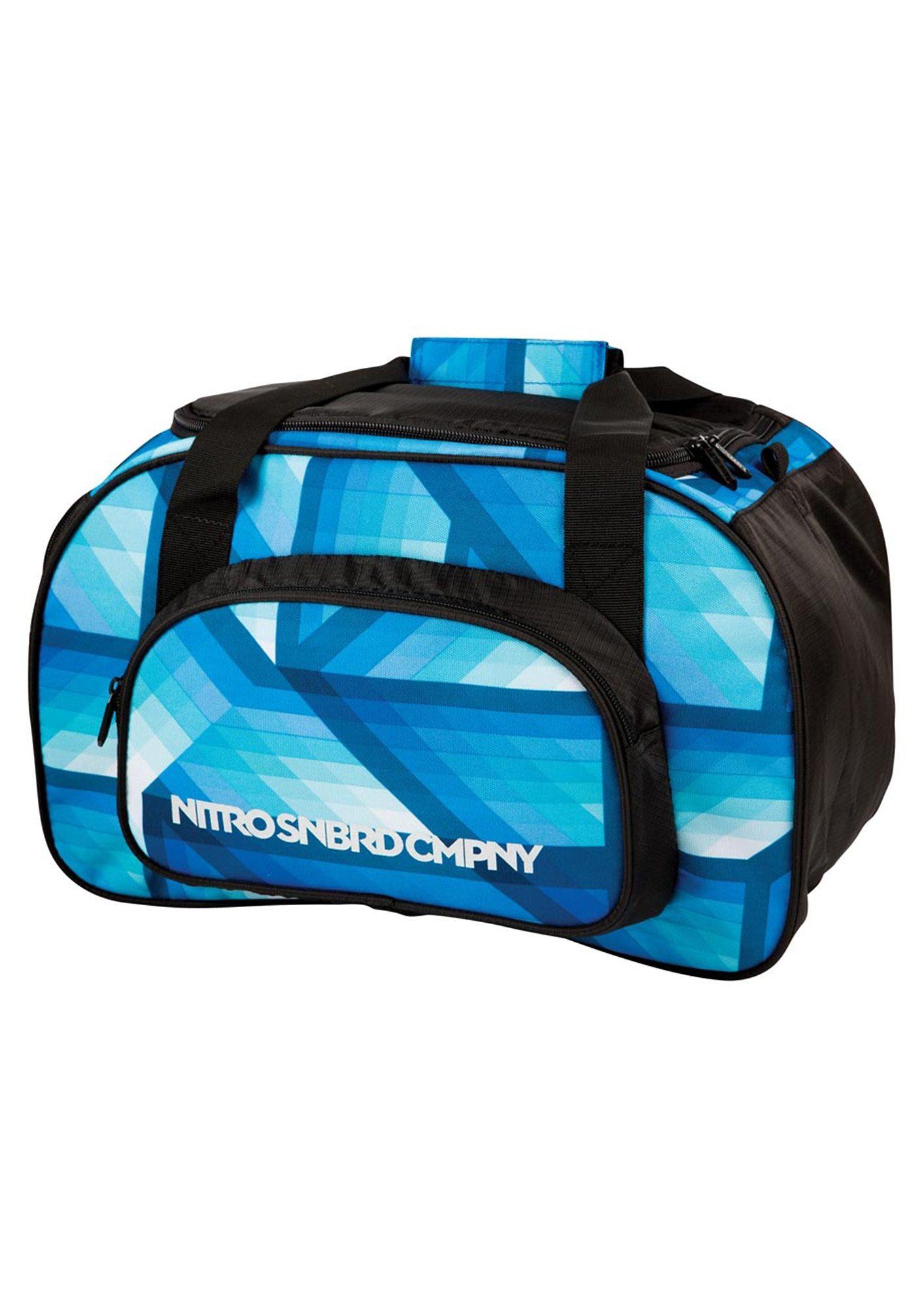 Nitro Reisetasche, »Duffle Bag XS - Geo Ocean«