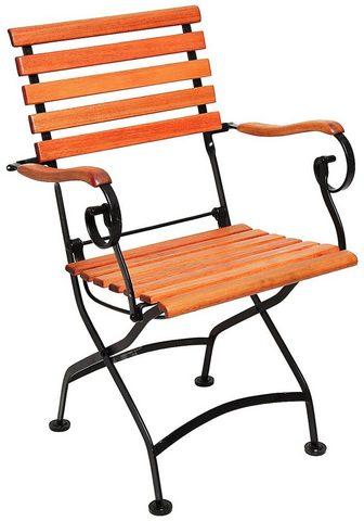 MERXX Sodo kėdė (1 vienetai) Eukalyptusholz ...