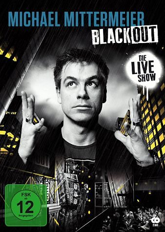 DVD »Michael Mittermeier - Blackout (Limited...«