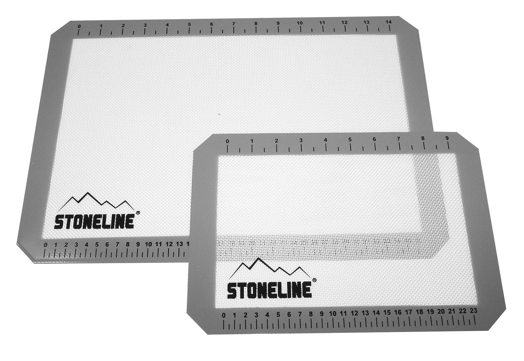 Silikon-Backmatten-Set, STONELINE® (2tlg.)