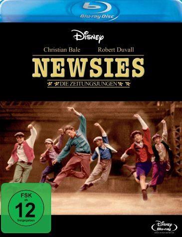 Blu-ray »Newsies - Die Zeitungsjungen«